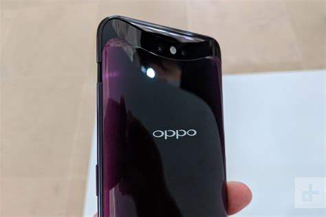 Oppo Find X Handson Review  Digital Trends