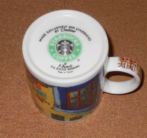 Over 450 north american roasters submitted over 1300 coffees to be judged on a variety of quality attributes joe van gogh's house espresso won silver in. Buy Starbucks Coffee Company Chaleur Mug Vincent Van on 2040-motos