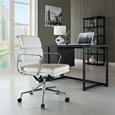 white office chair staples eames office chair pad management low back