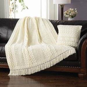 Knit Afghans/Throws: a collection of ideas to try about ...