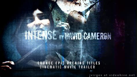 grunge epic opening titles cinematic  trailer