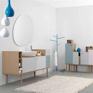 idee decoration salle de bain le style scandinave dans With salle de bain style scandinave