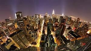 architecture, cityscape, city, new, york, city, manhattan, usa, building, skyscraper, birds, eye, view