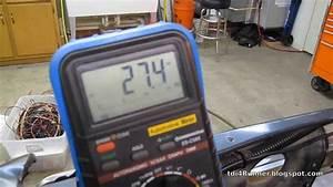 Tdi 4runner Build Pt 13 - Early Alh Glow Plug Relay Wiring  Diy Vw Harness