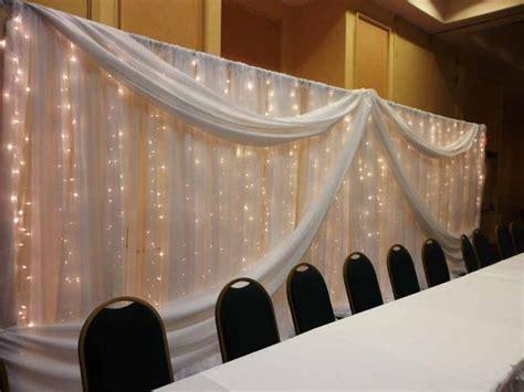 Diy Fabric Backdrop Rental  Elite Events Rental