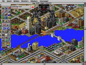 File:Sim City 2000 - DOS - Monster.png - Video Game Music ...