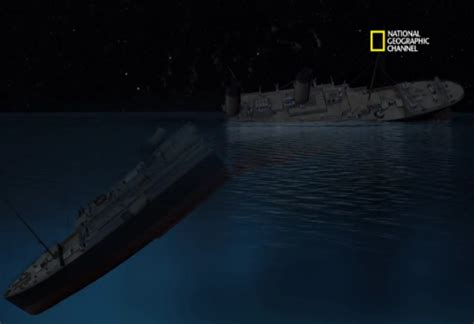 Titanic Sinking Animation 2012 by Gallery For Gt Titanic Sinking Animation