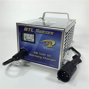 Dpi 48 Volt Golf Cart Battery Charger 15 Amp