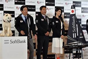 SoftBank Launches America39s Cup Team The Japan Times