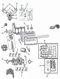 2002 Jeep Liberty Engine Diagram