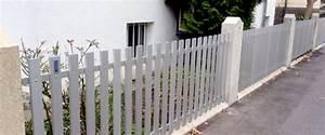zaunlatten aluminium seiler zaun design With französischer balkon mit aluminium gartenzaun