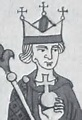 Philip of Hohenstaufen, duke of Swabia, Deutscher König ...