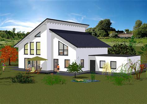 Moderne Pultdachhäuser by Wir Bauen Ihr Pultdachhaus In Massivbauweise Gse Haus