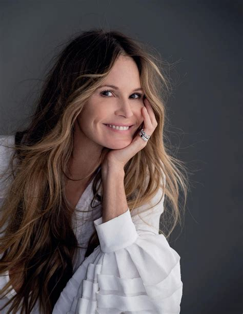 Elle Macpherson Italy March