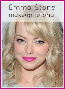 Emma Stone Makeup Tutorial Being Spiffy