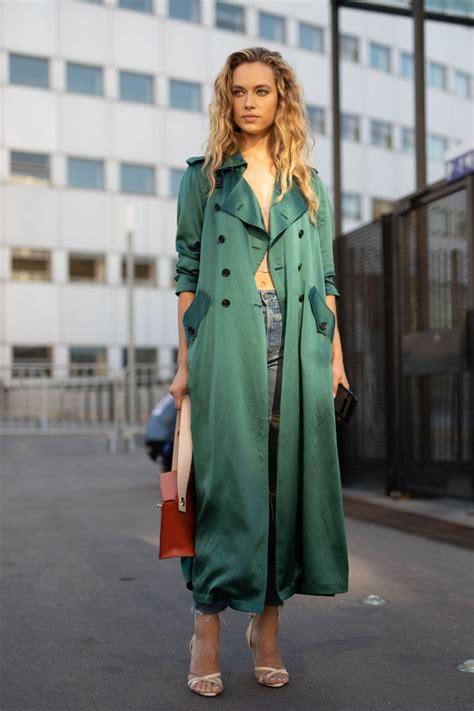 Hannah Ferguson Out At Paris Fashion Week 09272018