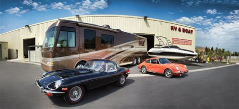 Car Boat Rv Storage by Ventura County Self Storage Units California Classic Storage