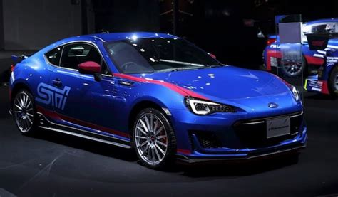 Subaru Teases Brz Sti Again; What's Next For Brz  Torque News
