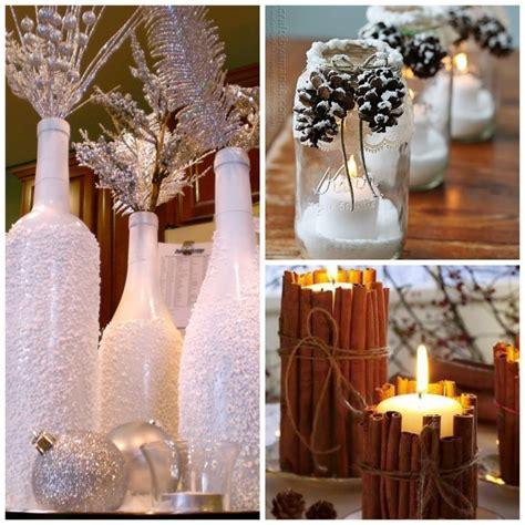 9 diy christmas centerpieces