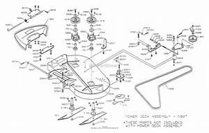Dixon Ztr 3014  1999  Parts Diagram For Mower Deck 36 U0026quot