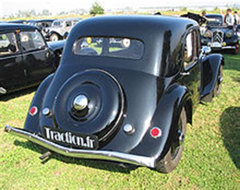 citroen traction avant wikipedia