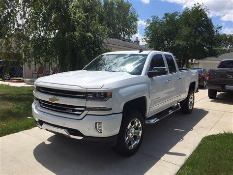 2016 Chevrolet Silverado 1500 Lease In Dearborn Heights, Mi