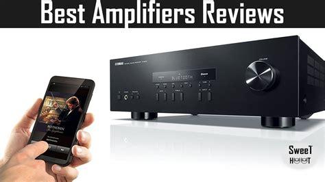 Best Amplifiers Reviews  Cheap Amplifiers Youtube