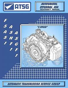 Atsg Technical Manual   A5hf1    A5gf1