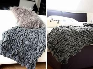 Chunky Knit Decke : creativlive ~ Whattoseeinmadrid.com Haus und Dekorationen