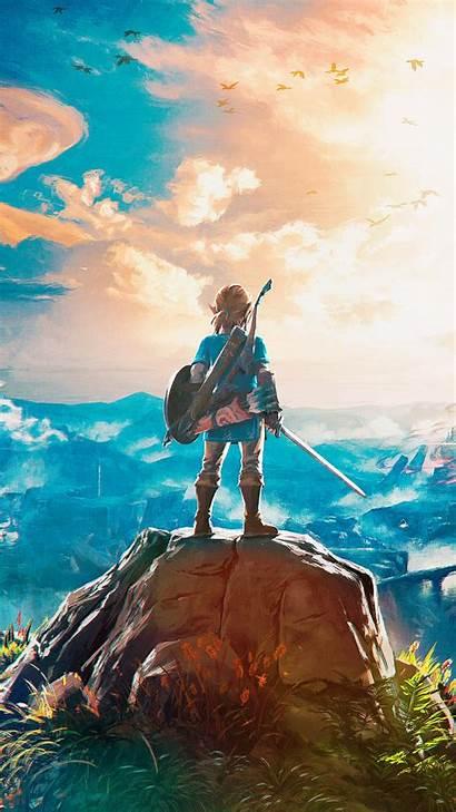 Zelda Breath Wild Legend Icons Deviantart