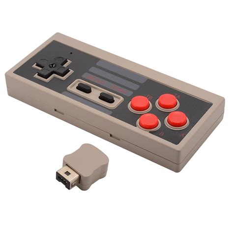 Wireless Joystick Game Controller Play For The Nintendo