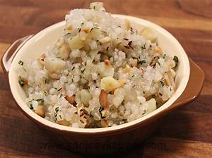 How to make Sabudana Khichdi, recipe by MasterChef Sanjeev ...