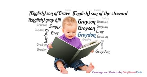 greydon meaning mean does