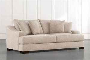 Lodge, Foam, Beige, Sofa