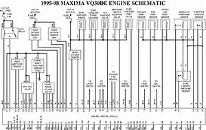 1998 Nissan Maxima Wiring Diagram