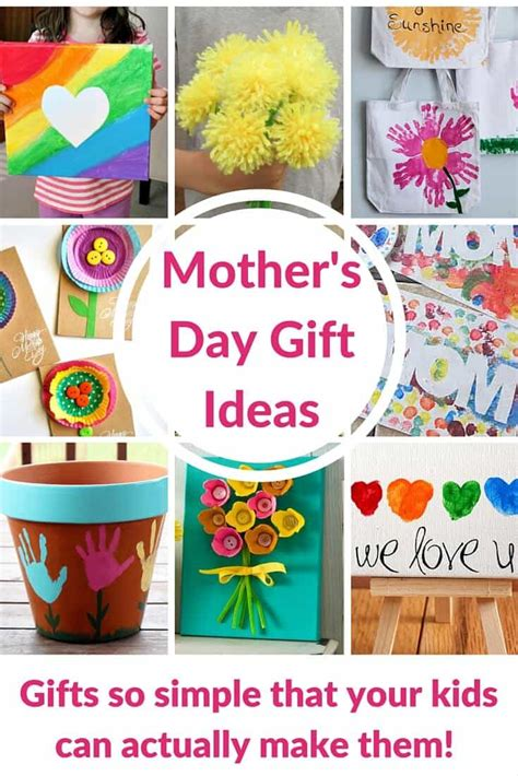 how to make a day gift mother s day gift ideas that kids can actually make princess pinky girl