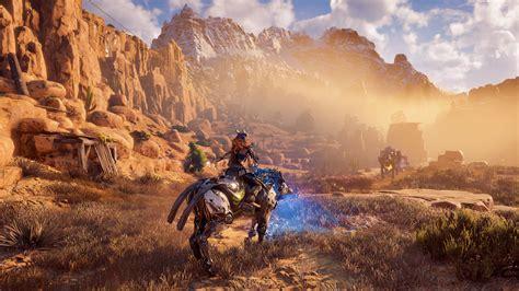 Witcher 3 Landscape Wallpaper Horizon Zero Dawn Recensione Gamesvillage It