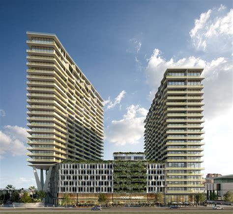 mixed  development  transform tampa waterfront