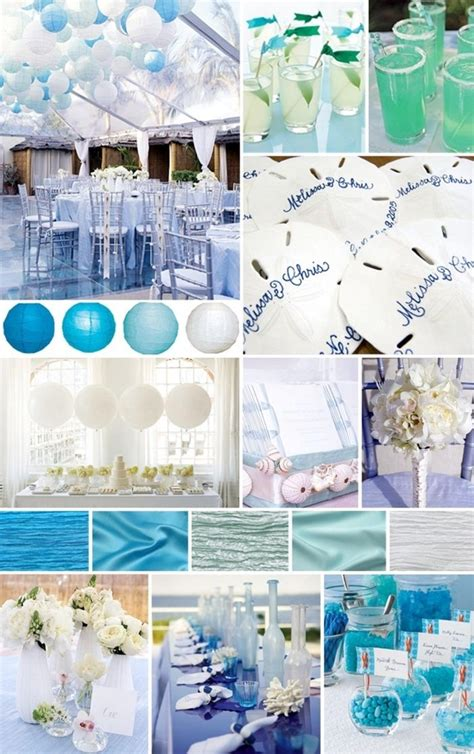 bridal shower theme beach beach themed wedding