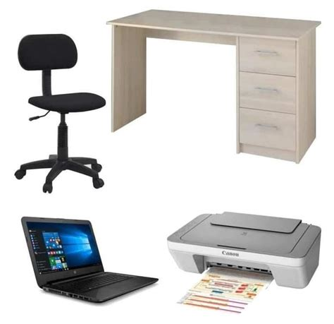 bureau pour pc portable et imprimante pc portable hp 14 bureau chaise imprimante à 299 99