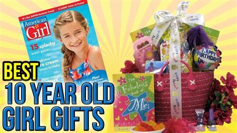 best gifts for girls aged 10 10 best 10 year gifts 2016