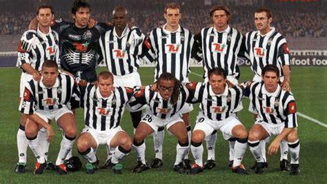 Juventus FC | 2001-2003 | Second Lippi Era | UCL Final ...