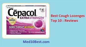 10 Best Cough Lozenges 2020 Reviews  U0026 Buyer U0026 39 S Guide