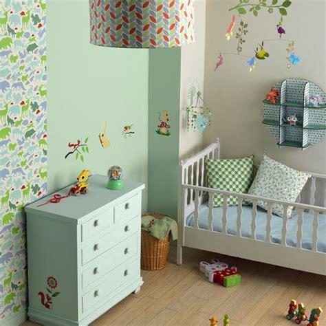 chambre de bébé mixte deco de chambre bebe mixte visuel 7