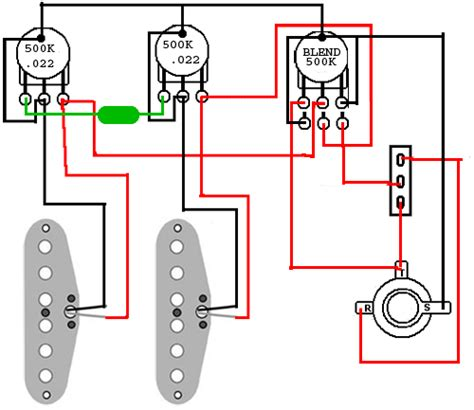 Guitar Wiring Diagram Stereo by Stereo Guitar Wiring That Allows Stereo And Mono