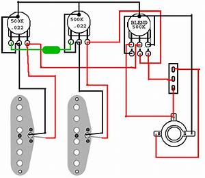 Stereo Guitar Wiring That Allows Stereo And Mono
