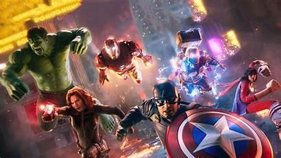 Avengers Marvel 4k Wallpapers Assemble Ultra Resolution
