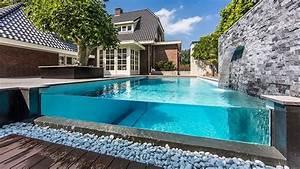 Jardin De Reve : un jardin de r ve avec une incroyable piscine ~ Melissatoandfro.com Idées de Décoration