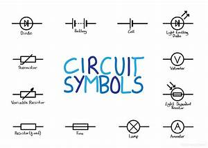 Identifying Electronics Component U0026 39 S Circuit Symbols And