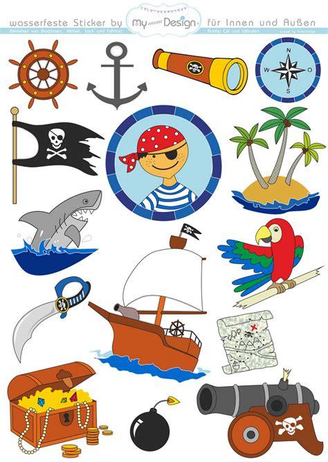 design a shower wasserfeste sticker pirat my design